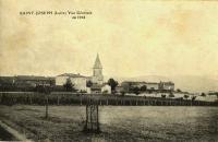 Village en 1914