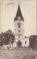 C.P.A. église de St-Joseph 1