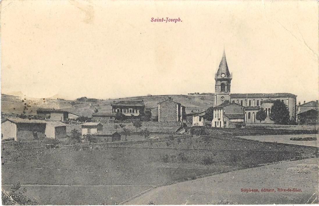 C.P. ancienne bourg St-Josepj 1