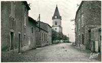Rue centrale st joseph
