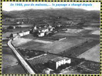 St-Joseph  vue aérienne 1960