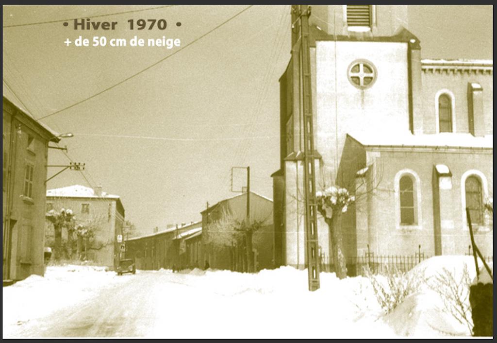 Hiver 1970
