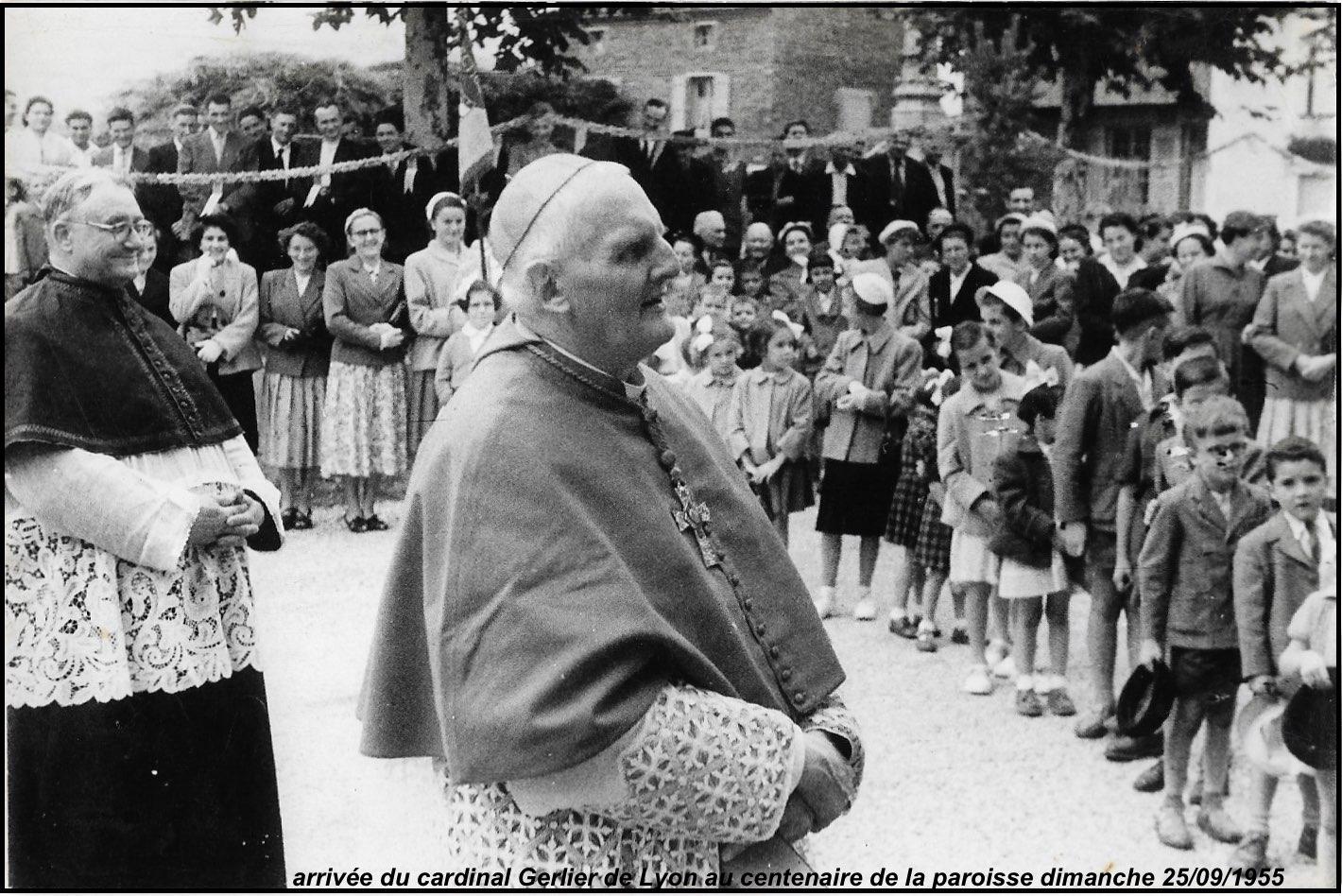 Arrive e du cardinal centenaire 1