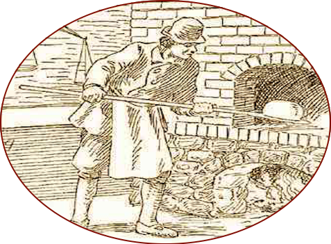 Boulanger fe chet en 1800