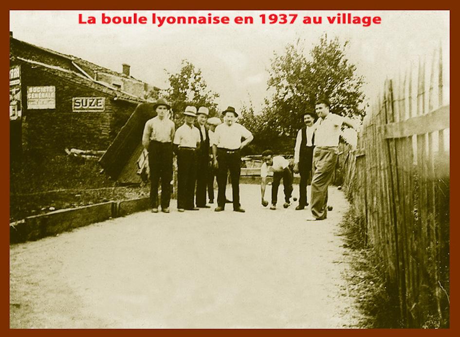 Boules 1937