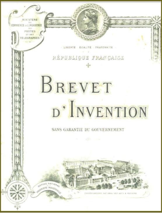 Brevet d invention
