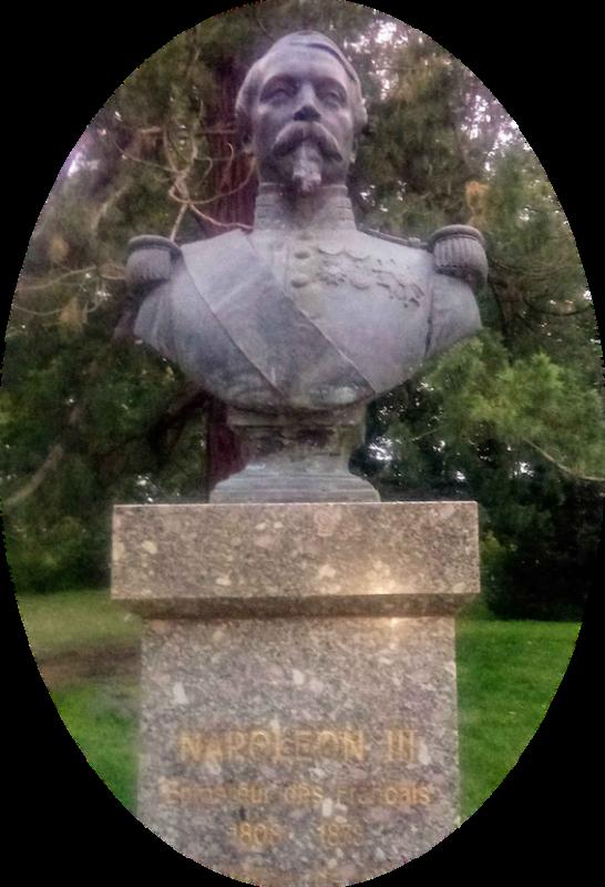 Buste napole on iii