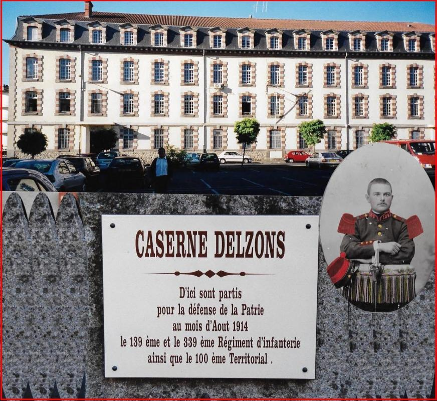 Caserne delzon 1
