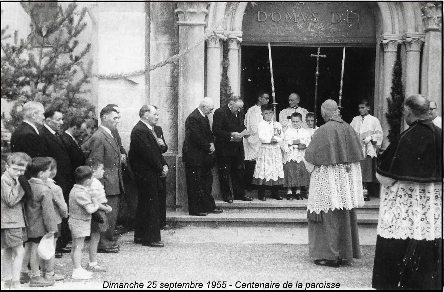 Centenaire paroisse 1 1