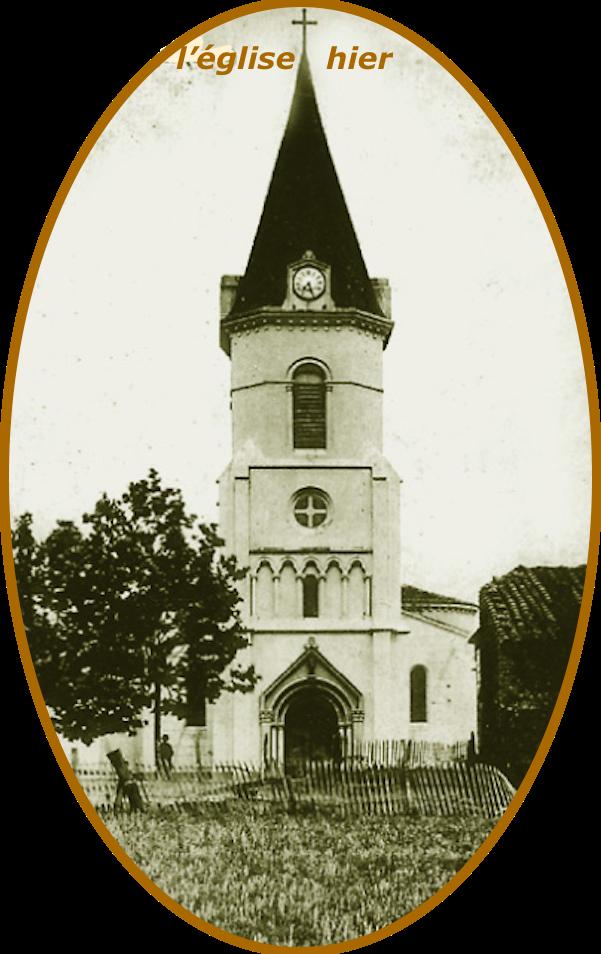 Eglise hier