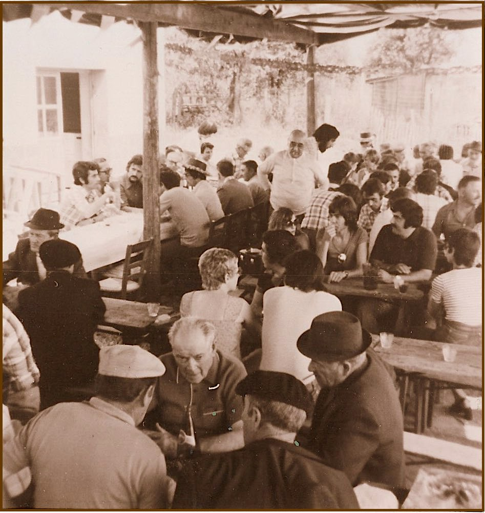 Kermesse 1971 ape ritif 1