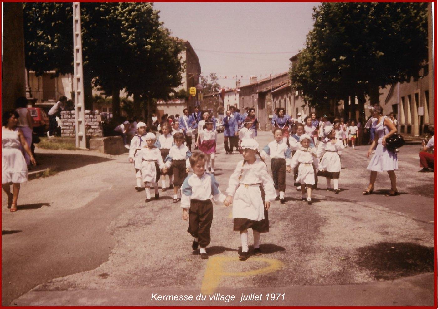 Kermesse 1971 de file 1