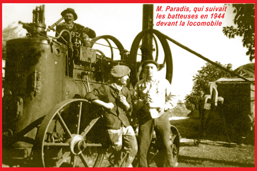 La loco en 1944 m paradis 2