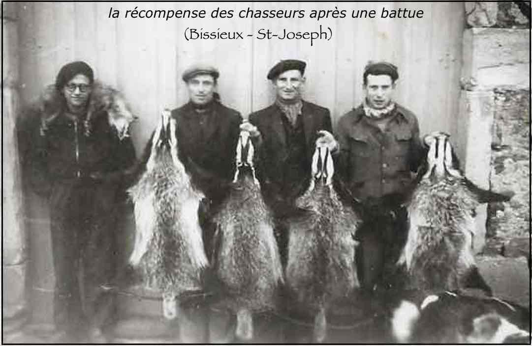 Les chasseurs 1