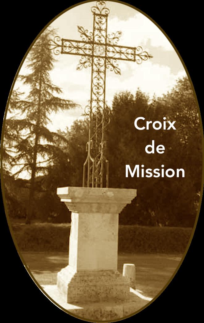 Les missions et la croix