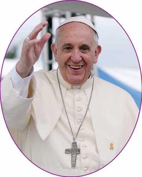 Pape franc ois
