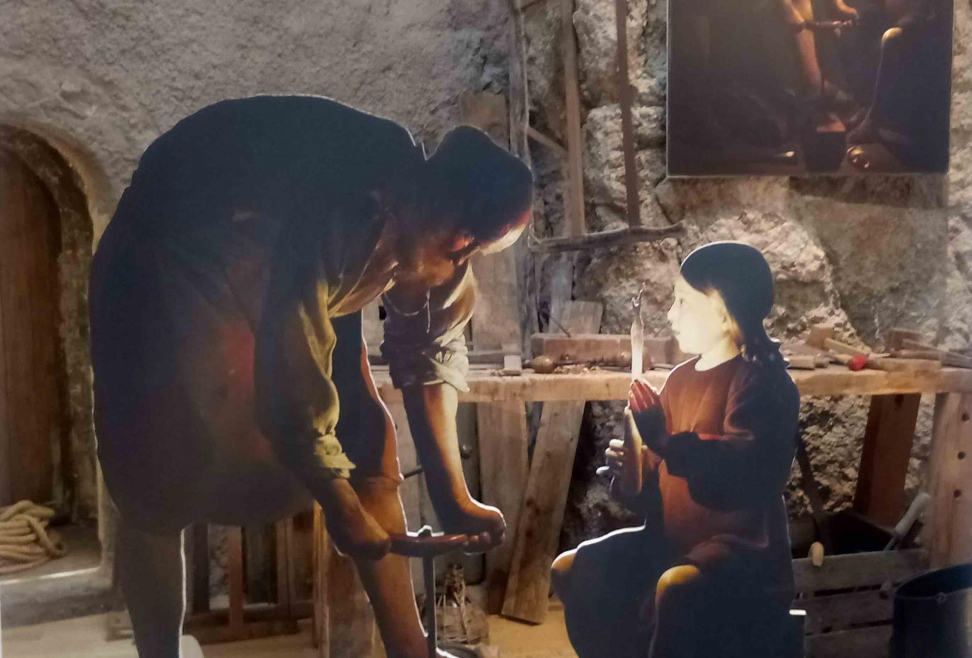 Peinture st joseph artisan