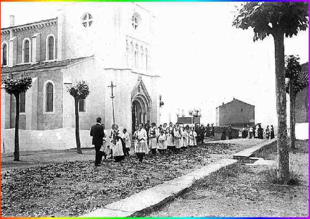 Procession 1920