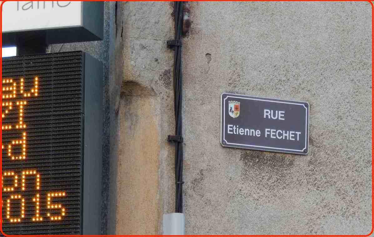 Rue etienne fe chet 1