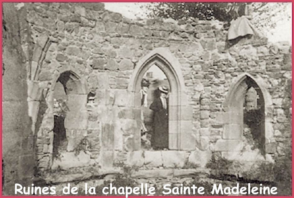 Ruine chapelle 1