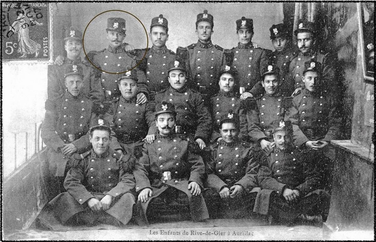 Soldats aurillac