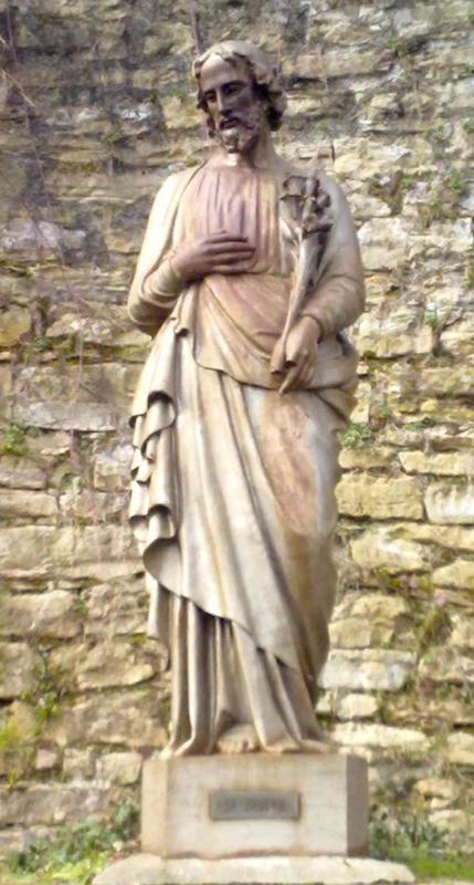St joseph parc rosaire