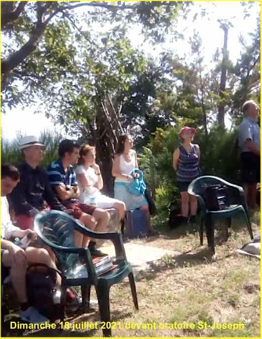 Visite oratoire