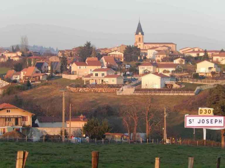 Vue du village d30 2